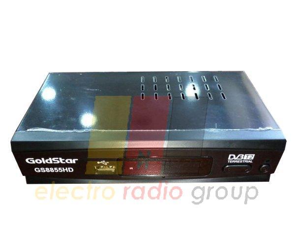 Тюнер Т2 GoldStar GS8855HD