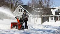 Как функционирует снегоуборщик