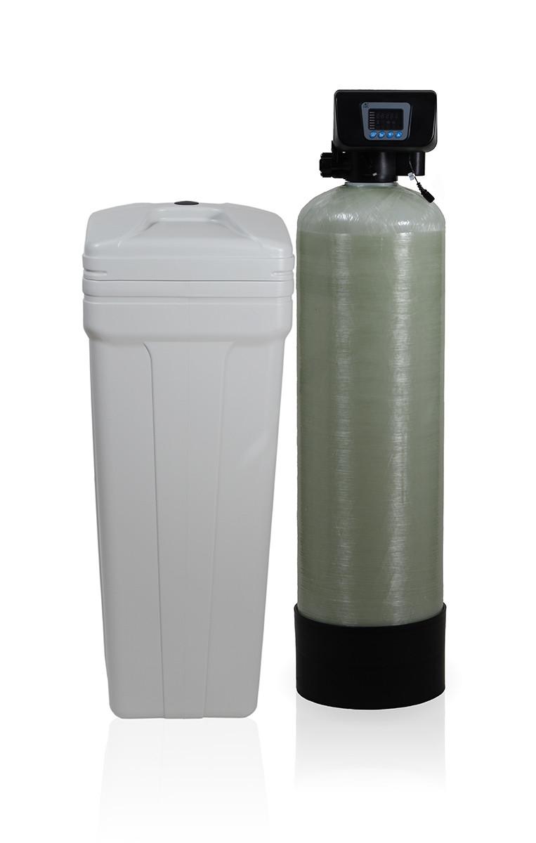 Фильтр умягчитель водопроводной воды для котла Aqualine FS 1035/1.0-25