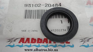 (20x30x6) 93102-20484 Oil seal Сальник Квадроцик