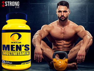 Витамины Infinite Labs Men's Multivitamin 120 таб