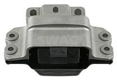 Опора коробки переключения передач левая (подушка КПП) Skoda Octavia II (1Z3)  Swag ( SW 32922724 )