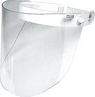 Щиток защитный лицевой, толщина 1 мм, TOPEX