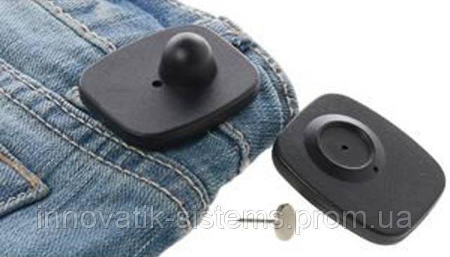 Антикражный датчик мини отлично служит для защиты одежды от кражи из магазина