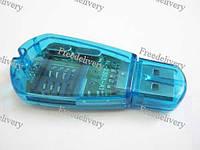 USB сим кард ридер клонер sim GSM