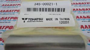 Tohatsu MD20 MD25 MD30 - 345-00021-1 Piston Pin палец поршн.Tohatsu M25, M30, M40C, M40D,