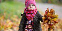 Вибір осіннього одягу для малюка