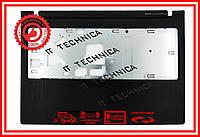 Крышка клавиатуры (топкейс) LENOVO G500S G505S Черный