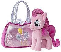 Розовая плюшевая пони Пинки Пай My Little Pony