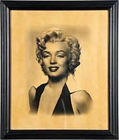 Картина KARE Marilyn Vintage Assorted 65х55