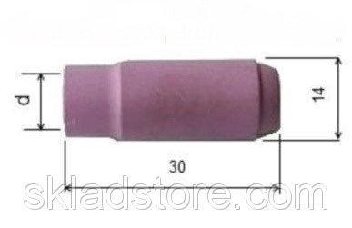 Сопло керамическое. малое №7 SRT-9/20