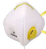 Маска противопылевая, 1 шт, TOPEX
