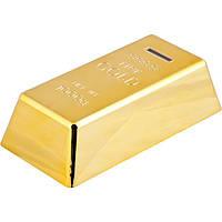 Копилка KARE Bullion Gold Big