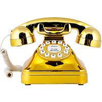 Телефон KARE Retro Gold