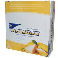 Promax Nutrition, Лимонное мыло, наполняет энергией, 12 штук по 2,64 унции (75 г)