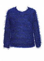 Свитер для девочки Роул синий