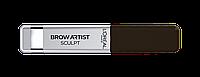 L'OREAL BROW ARTIST SCULPT  жидкие тени для бровей оттенок 04 темно-коричневый