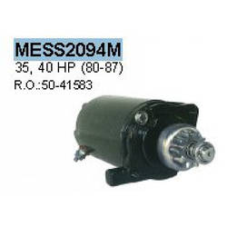 Motor assy., starter Стартёр - 50-41583