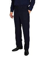 Темно-синие плотные мужские брюки классические VIK VLADIS , фото 1