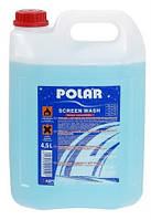 Зимний омыватель ветрового стекла POLAR LEMON SCREEN WASH -21°C (4,5L)