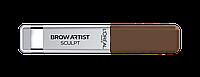 L'OREAL BROW ARTIST SCULPT жидкие тени для бровей оттенок №02 светло-коричневый
