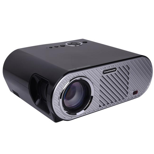 Мультимедийный проектор Simple