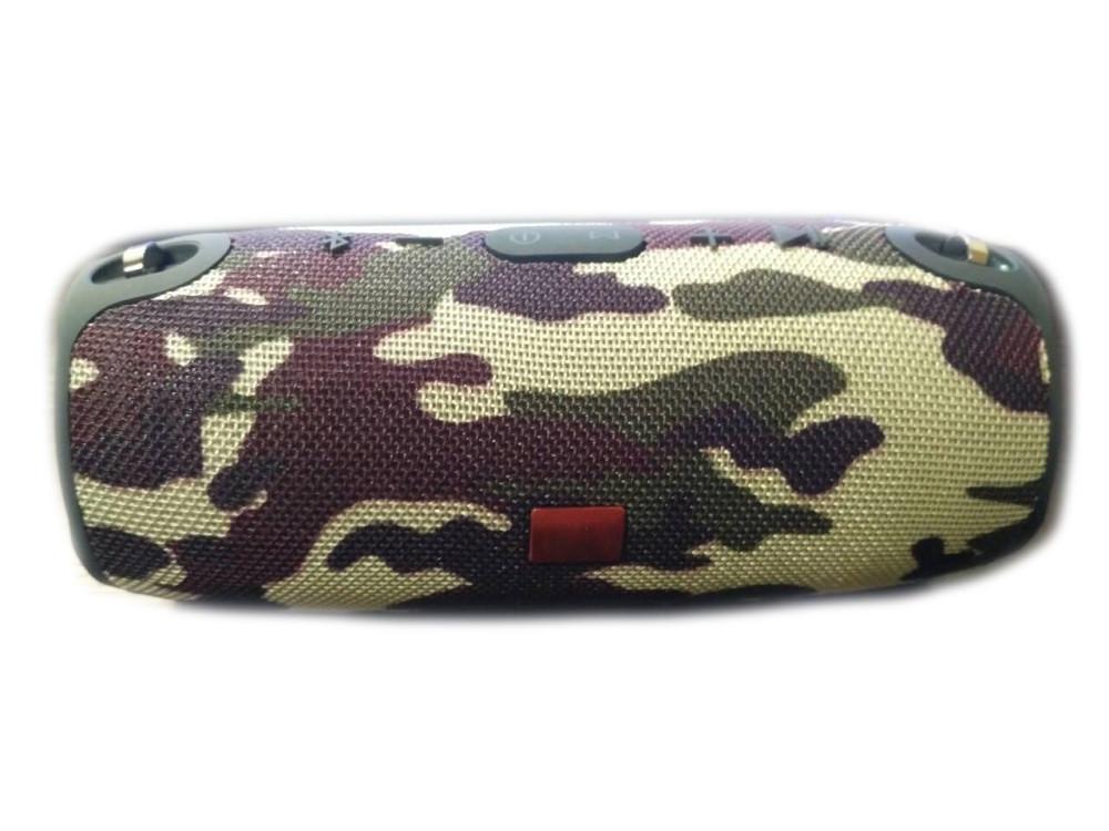 Портативная bluetooth колонка MP3 плеер Xtreme mini waterproof водонепроницаемая Power Bank Camo