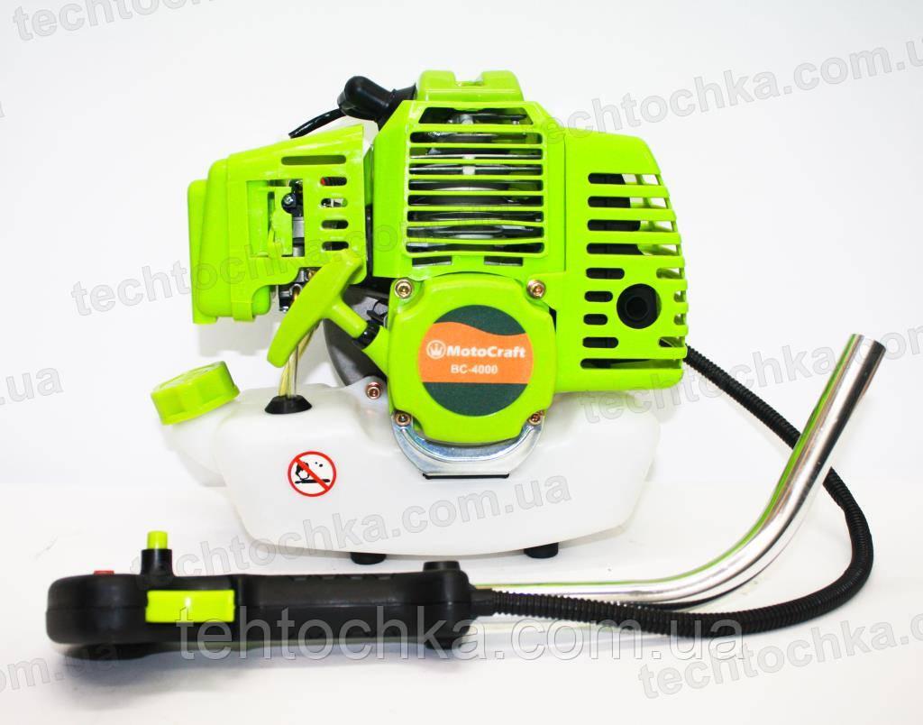 Бензокоса MotoCraft ВС - 4000
