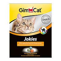 Gimcat JOKIES витаминизированное лакомство для котов уп 200 шт
