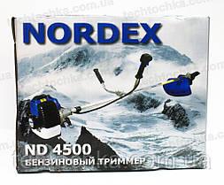 Бензокоса NORDEX ND - 4500, фото 3