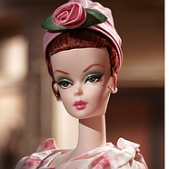 Коллекционная кукла Барби в наряде для ланча / Luncheon Ensemble Barbie Silkstone, фото 5
