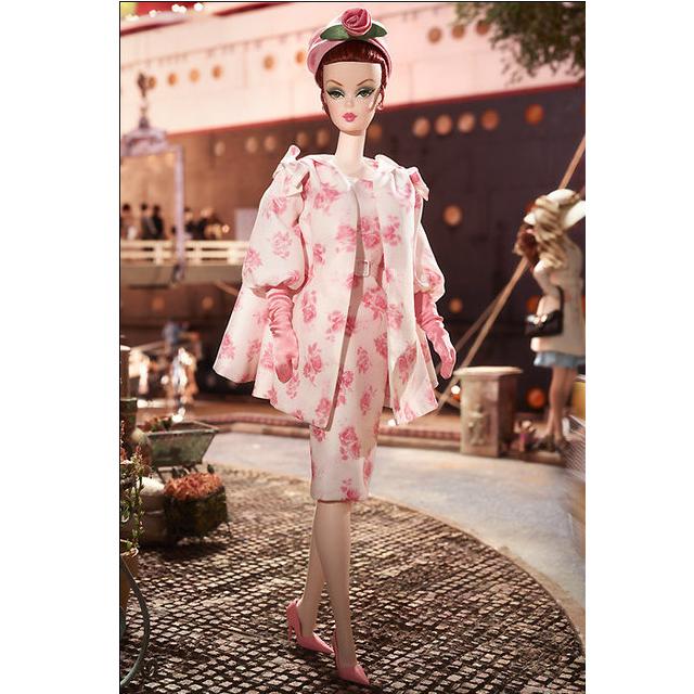 Коллекционная кукла Барби в наряде для ланча / Luncheon Ensemble Barbie Silkstone