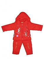 Костюм комбинезон детский+ курточка на девочку. Метелик, фото 1