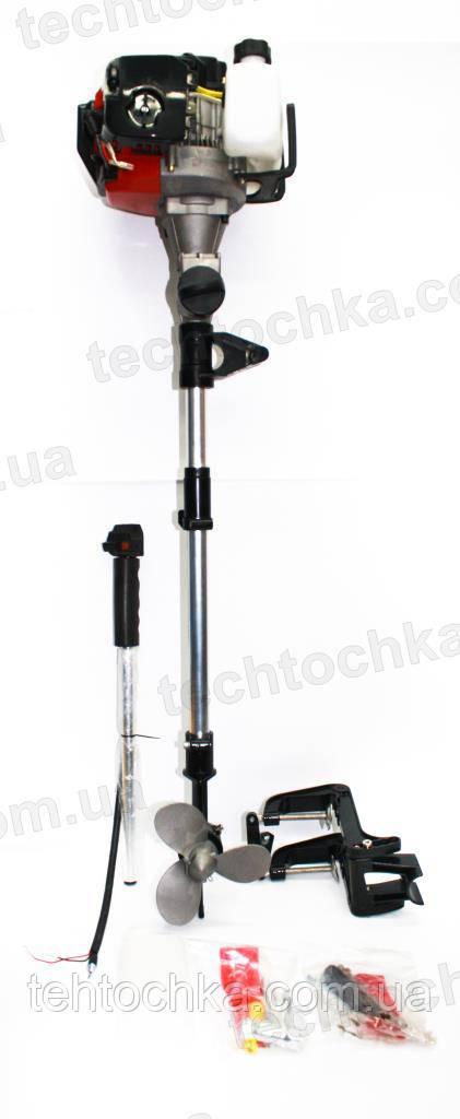 Бензомотор лодочный  подвесной VORSKLA ПМЗ 5252