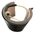 Нагревательный элемент термопресса для кружек Latte 12oz, фото 2