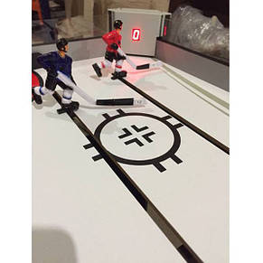 Настольный хоккей Canada, с электронным табло, хокей, фото 2