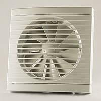 Бесшумный вытяжной вентилятор для ванной бытовой осевой Dospel PLAY CLASSIC 125 S 007-3603