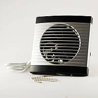 Настенный вытяжной бесшумный вентилятор бытовой осевой Dospel PLAY SATIN 100 WP 007-3612