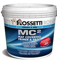 Глубокоматовая моющаяся краска MC 2 Professional. Rossetti