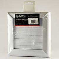 Решетка вентиляционная пластиковая Dospel NKM 100 007-1740