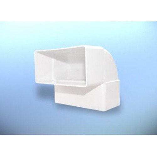 Колено плоское Dospel D/KPI 110x55 (007-0222)