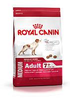 Сухой корм Royal Canin Medium Adult 7+ 4кг