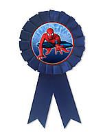 """Медаль сувенирная """" Человек Паук """". Медали для мальчиков"""