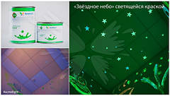 Светящаяся краска для стен Acmelight INTERIOR 0,25л, 0,5л, 1л (9 цветов), фото 3