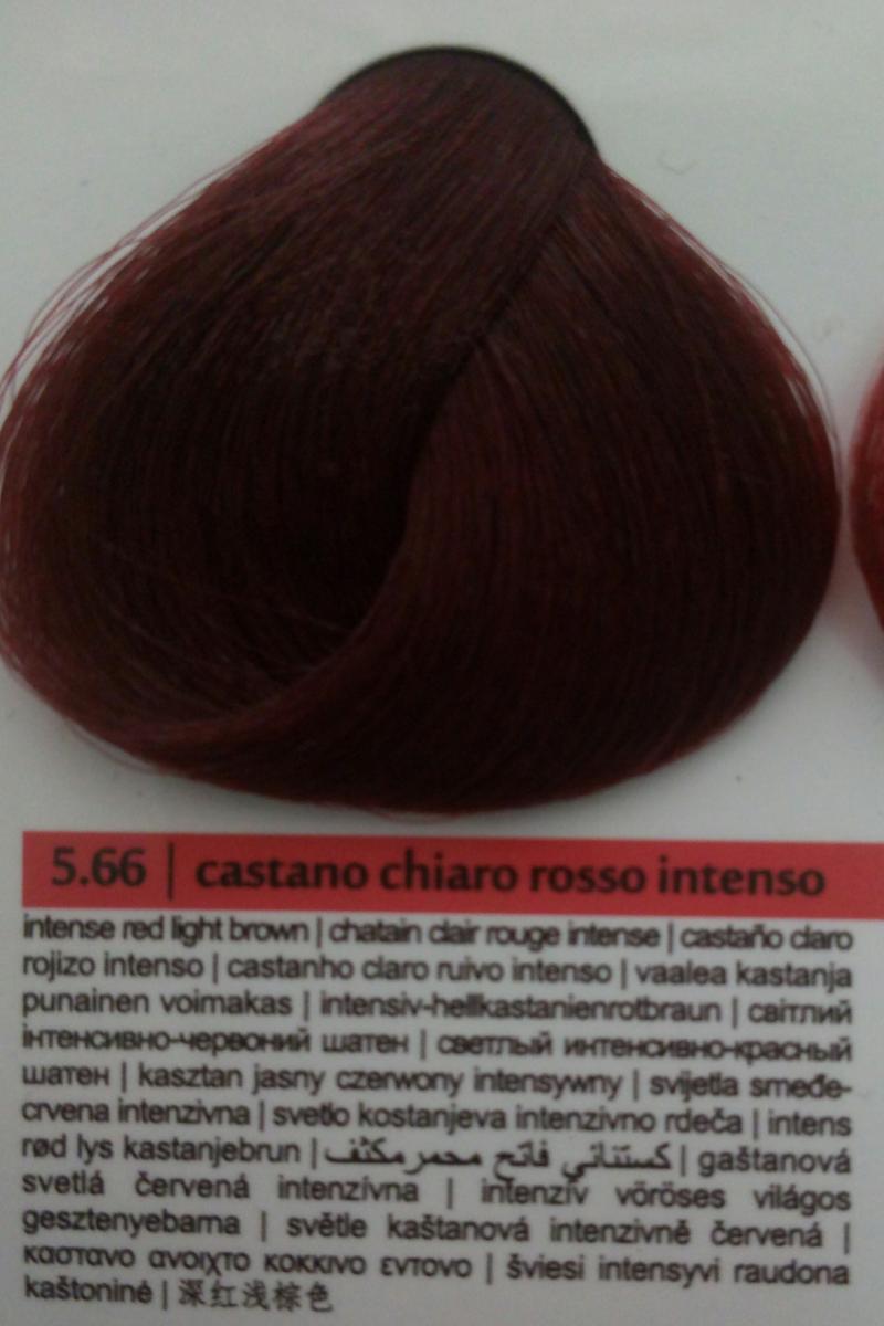Краска для волос Colorianne Prestige Светлый Интенсивно-Красный Шатен 5.66