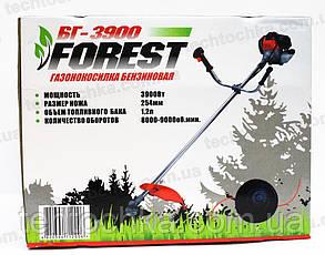 Бензокоса FOREST БГ - 3900                      , фото 2