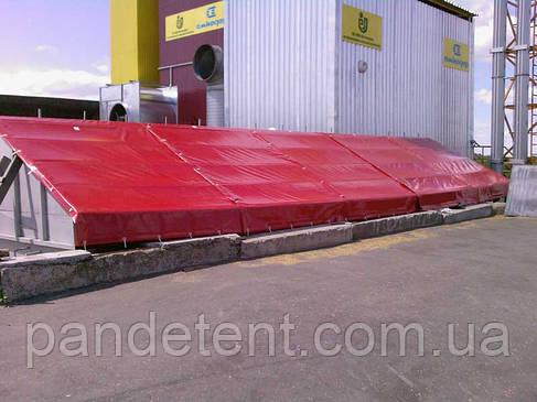 Полога укрывные из ткани ПВХ 650г/м2- Бельгия, фото 2