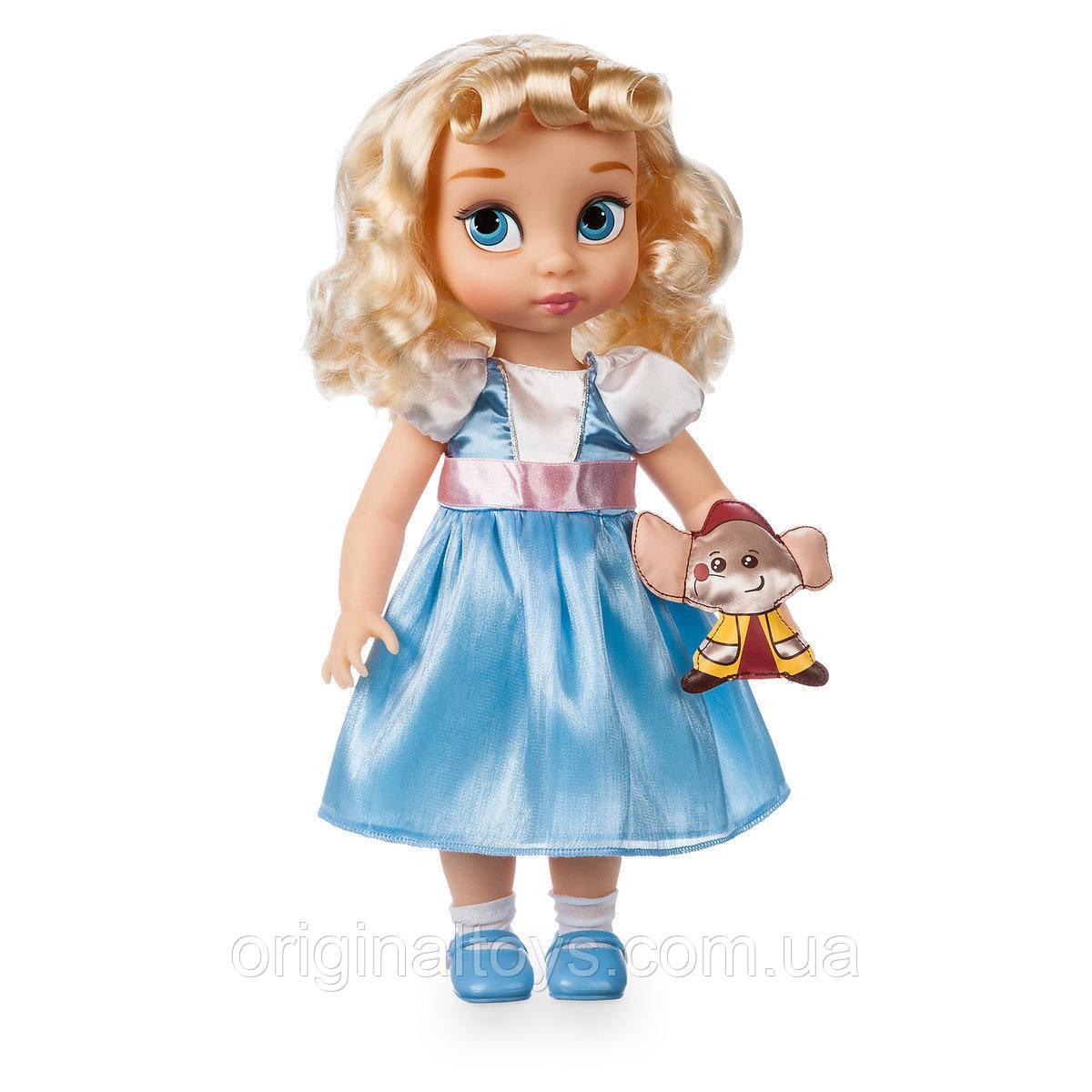 Кукла Малышка Золушка (Аниматорcкая коллекция) Дисней