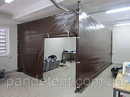 Шторы для цеха, СТО, склада из ткани ПВХ (Испания) -650 г/м2
