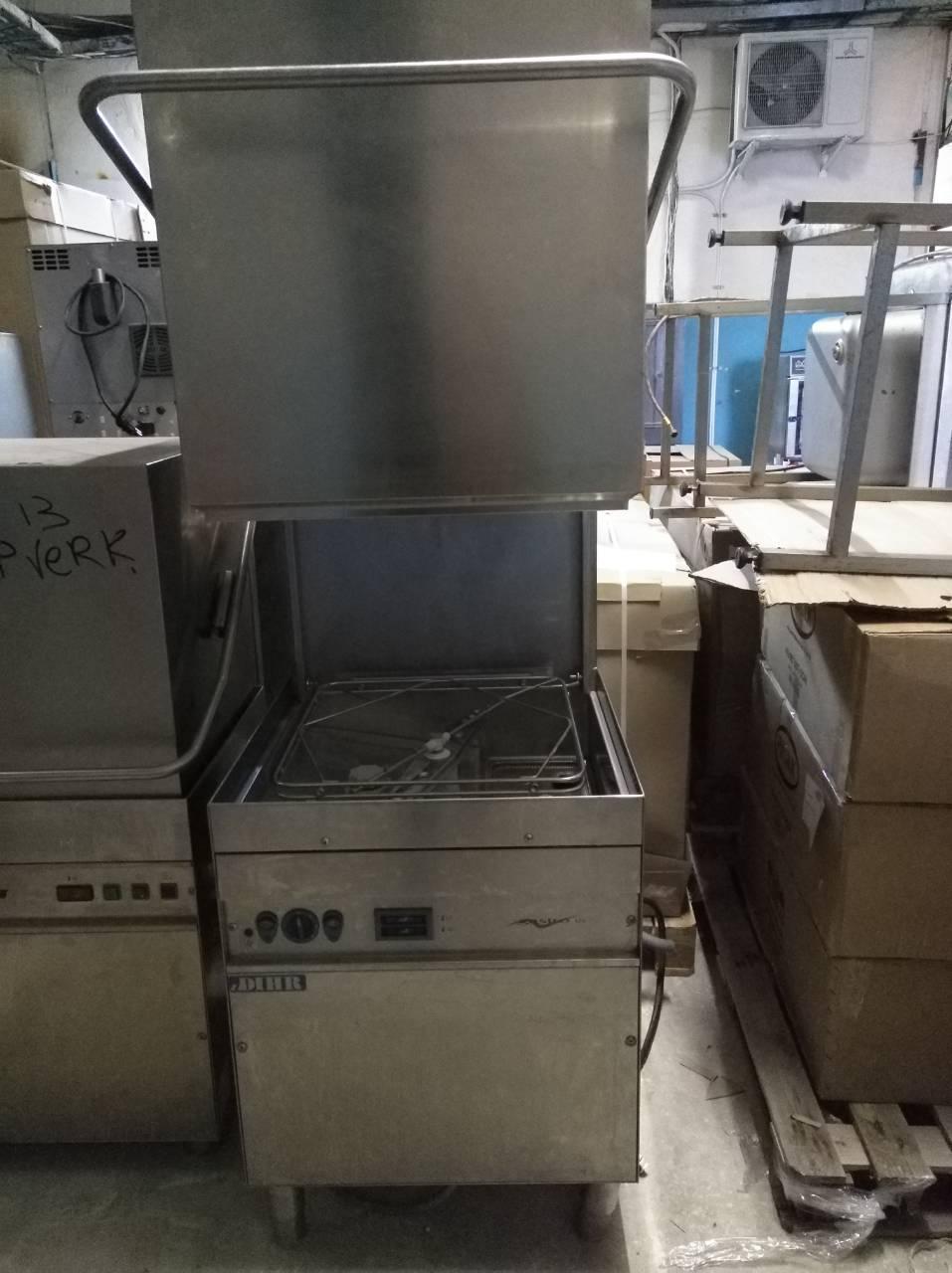 Машина посудомоечная купольная DIHR  бу - Интер Ресторан Сервис в Киеве